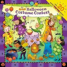 Sticker Stories: The Great Halloween Costume Contest by Lauren Turnowski...