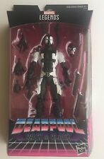 "Marvel Legends Series Back in Black Deadpool 6"" Action Figure Sealed Box"