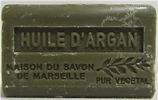 Savon nu 125gr HUILE d'ARGAN huile d'olive bio