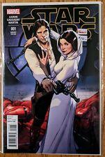 STAR WARS #1 SARA PICHELLI Variant Cover 1:20 Marvel Comics (2015) M/NM+