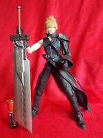 "CLOUD FINAL FANTASY VII ADVENT CHILDREN PLAY ARTS ACTION FIGURE 8"" 20cm UK DSP"