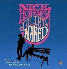 Juliet, Naked by Nick Hornby (CD-Audio, 2009) New Sealed