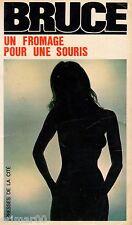OSS 117 // Un fromage pour une souris // Jean BRUCE // n° 12 NS // Espionnage