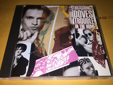 THRASHING DOVES cd TROUBLE IN THE HOME hits ANGEL VISIT lorelei deadly sunset