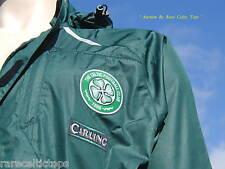 BNWT Celtic Nike verde con cappuccio Storm Giacca XXL XXXL
