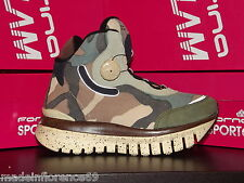 Discount 50% FORNARINA Shoes Sneaker Funlight Camouflage 36 37 Booties