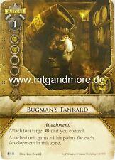Warhammer Invasion - 2x Bugman's Tankard  #023