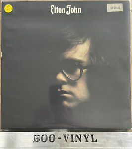 Elton John ~Elton John vinyl lp 1970 DJF 20406 Original EX / VG+