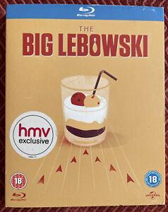 The Big Lebowski Blu-Ray (2014) With Slip Case - Jeff Bridges EB17