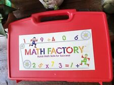 Educational Insights Math Factory Parent Lead Hands On/time/homeschool