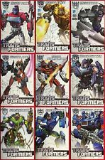 Transformers Generations Hasbro Exclusive Cover set. Megatron, Starscream, more!