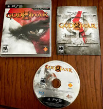 God of War III (Sony PlayStation 3, 2010) PS3 Tested GUARANTEED SHIPS FREE