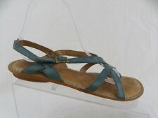 BORN Slingback Sz 9 M Women Blue Sandals