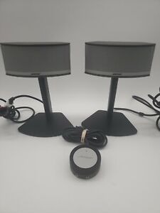 Bose Companion 5 Multimedia Computer Speakers With Stands And Volume Controller