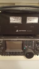 Icom IC 746 PRO Radio Transceiver with Astron RS-35M Power & Cables