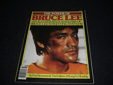 The Power of Bruce Lee Magazine Vintage 1979
