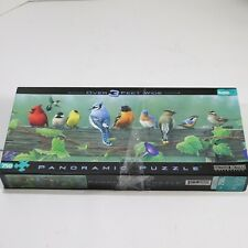 Hautman Brothers Collection Panoramic Bird Jigsaw Puzzle 750 Pieces 3 Feet Wide