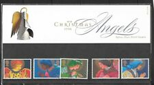 GB 1998 Presentation Pack No. 292. Christmas Angels.