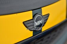 2007-2014 MINI COOPER CLUBMAN R55 CLUBMAN S SD ONE COOPER JCW CARBON LOGO COVER