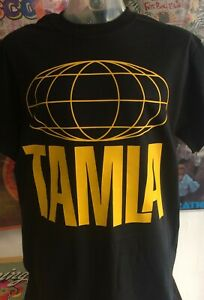 TAMLA RECORD LABEL - 100 % COTTON T-SHIRT