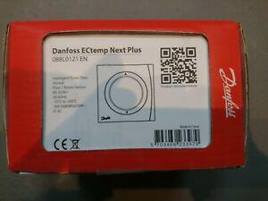 Danfoss Electric Floor Heating Room Thermostat - ECtemp Next Plus. 08L0127
