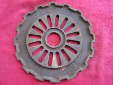 VINTAGE IH INTERNATIONAL CAST IRON 1977A PLANTER SEED PLATES RINGS