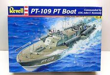 Revell PT-109 John F. Kennedy PT Boat US Military WWII Model 1/72 NEW SEALED