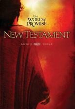 New The Word of Promise New Testament Audio NKLV Bible (20 CD) Set FREE SHIPPING