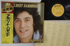 LP ALBERT HAMMOND New Gold Disc ECPO34 EPIC JAPAN Vinyl OBI