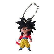 Dragon ball Kai Z UDM 15 Ultimate Deformed Mascot Burst Key chain SS4 Goku Gokou