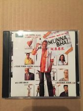 Munna Bhai M B B S & Kal Ho An Ho Rare Bollywood Soundtracks CD