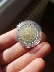 2 euro commémorative, Vatican 2005, sous capsule