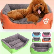 Large Pet Dog Cat Bed Puppy Cushion House Soft Warm Kennel Mat Blanket Home New