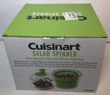 New listing Cuisinart Ctg-00-Ssas Salad Spinner, Green