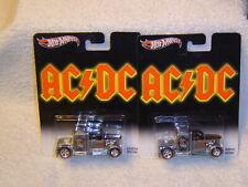 HOT WHEELS AC/DC CONVOY CUSTOM LOT OF 2
