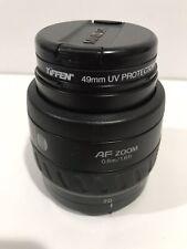 Minolta AF Zoom 35-70mm 1:35(22)-45 Lens for Sony Minolta A Mount Japan Ø49mm