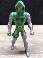 """Vintage 1984 Mattel Secret Wars Dr. Doom 4"""" Marvel Comics Action Figure"""