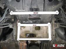 BMW E83 X3 2.5 03+ Ultra Racing 2-punti Anteriore inferiore Barra 1185 acciaio