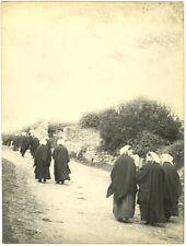 Lot 8 Photos Argentiques Bretagne Bretonne Pictorialiste Pictorialisme 1900/1905