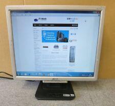 """Acer AL1716F ET.1716P.232 17"""" negro y plata monitor de color de pantalla plana LCD TFT"""