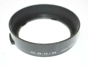 Minolta Lens Hood for 35-70mm f3.5 MD Lens