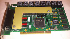 Mcc Pci-Pdis08,8 Channel High Voltage & Current Digital I/O Board 193806A-01