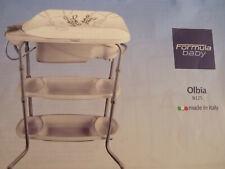 Table à langer avec baignoire, Aubert, comme neuve, peu utilisée. achetée 112 €
