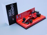"Minichamps 510964301 # Ferrari F310 F1 "" Michael Schumacher "" 1:43 MSC 1996 #26"