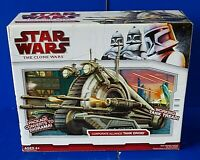 STAR WARS The Clone Wars CORPORATE ALLIANCE TANK DROID ~ 2009 Hasbro ~ NEW