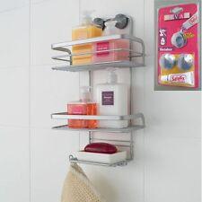 Badezimmer regal ohne bohren  Metaltex Badezimmer-Ablagen, - Schalen & -Körbe aus Metall | eBay