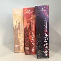 Schwarzkopf Igora Royal Takeover Permanent Hair Color , 2.1 oz ( CHOOSE SHADES )