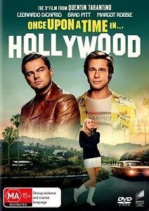Once Upon A Time In Hollywood - BRAND NEW - DVD