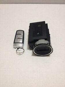 VW Passat B6 IGNITION KEY/IGNITION LOCK 3C0905843R