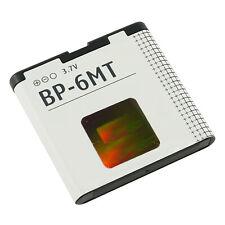 NEW OEM BP-6MT BP6MT Battery 1050mAh For NOKIA  E51 N81 N82 6350 Mural 6750